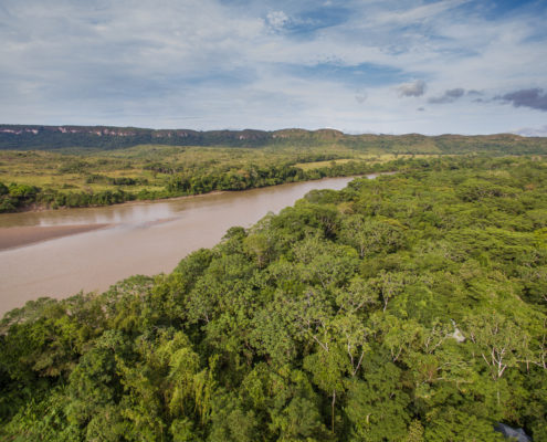 La Macarena - Río Guayabero